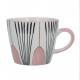 Pink Tulip Mug Gisela Graham