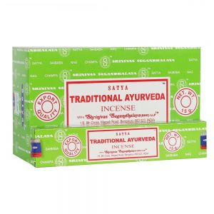 Traditional Ayurveda Satya Incense Sticks