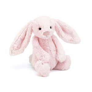 Medium Jellycat Pink Bashful Bunny