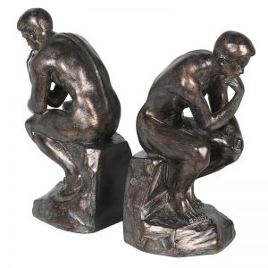 bookend-pair-bronze-thinking-man-thinker
