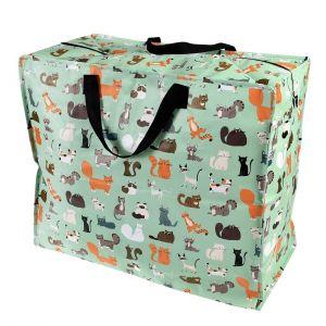 Nine Lives Jumbo Cats Storage Bag