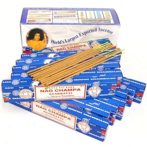 Genuine Sai Baba Nag Champa Incense Sticks
