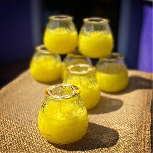6 x Price's Glo-Lite Citronella Jar Candle