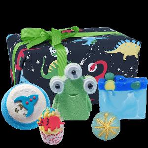 Dino-mite Bomb Cosmetics Gift Pack