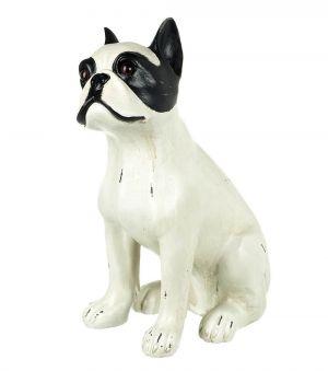 cute-french-bulldog-statue-ornament