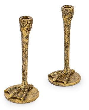 gold-bird-leg-candlestick-holder-pair