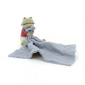 Jellycat Little Rambler Frog Soother