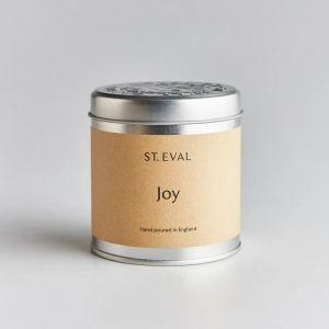 St Eval Scented Tin - Joy
