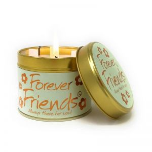 lily-flame best forever friends scented candle gift