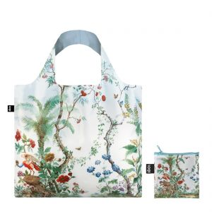 LOQI Chinese Decor Museum Shopping Bag