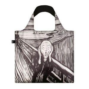 LOQI  Edvard Munch The Scream Shopping Bag