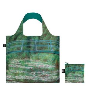 loqi-monet-japanese-foot-bridge-reusable-bag