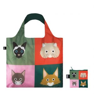 loqi-stephen-cheetham-cats-reusable-bag
