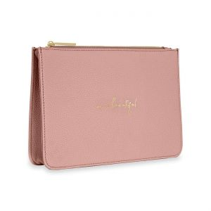Katie Loxton Structured Pouch Hello Beautiful