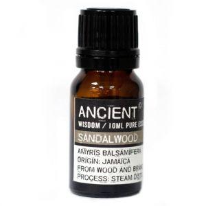 Buy pure sandalwood amayris essential oil at PurpleSunrise.com in Southend