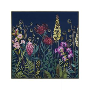 Rainforest Depths Framed Print by Sabrina Roscino