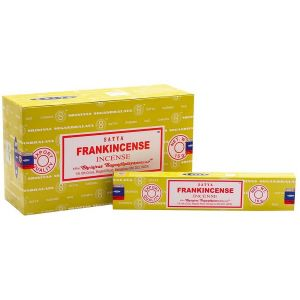 Frankincense incense sticks online at PurpleSunrise UK Satya stockist Southend