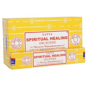 Spiritual Healing Satya Incense Sticks