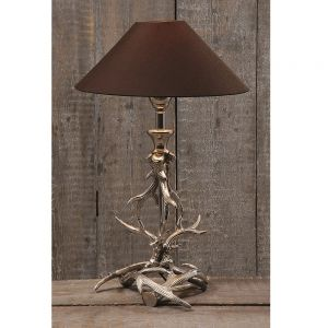 silver-stag-antler-table-lamp