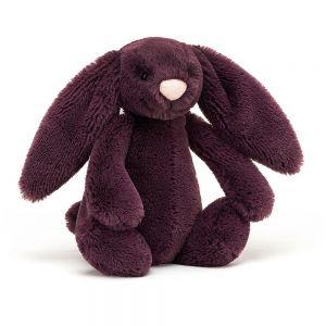 Small Jellycat Bashful Plum Bunny