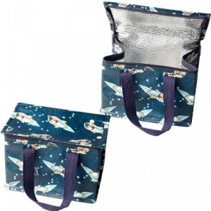 SpaceBoy insulated recycled lunch bag