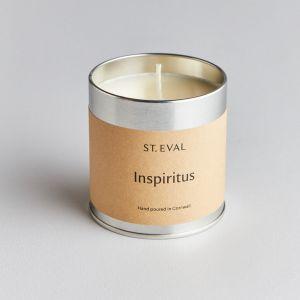 St Eval Scented Tin- Inspiritus