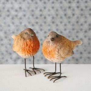 standing-garden-robin-ornament-decoration-bird