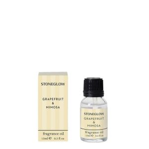 Buy Stoneglow grapefruit mimosa fragrance oil stockist in Southend at Under the Sun