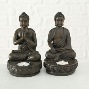 thai-buddha-tealight-holder-pair