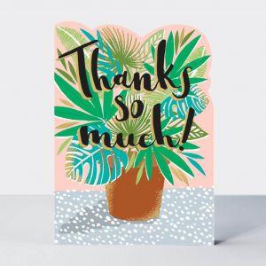 Thanks So Much Card Rachel Ellen