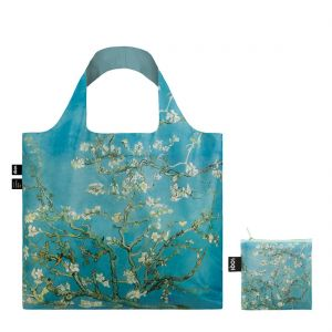 LOQI Van Gogh Almond Blossom Tote Bag