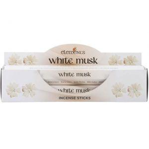 White Musk Incense Sticks 6 Pack