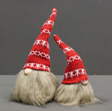 hairy gnomes