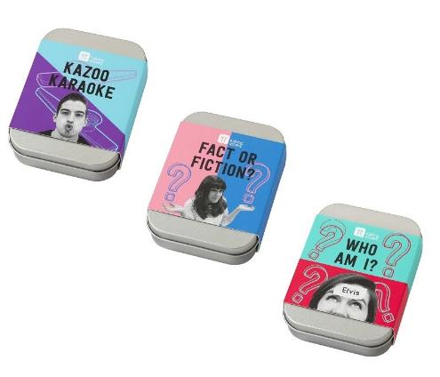 game tins