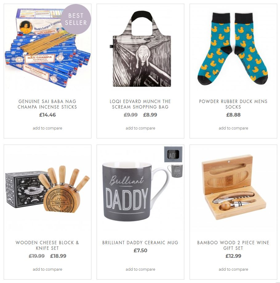 Unusual Father's Day gift ideas