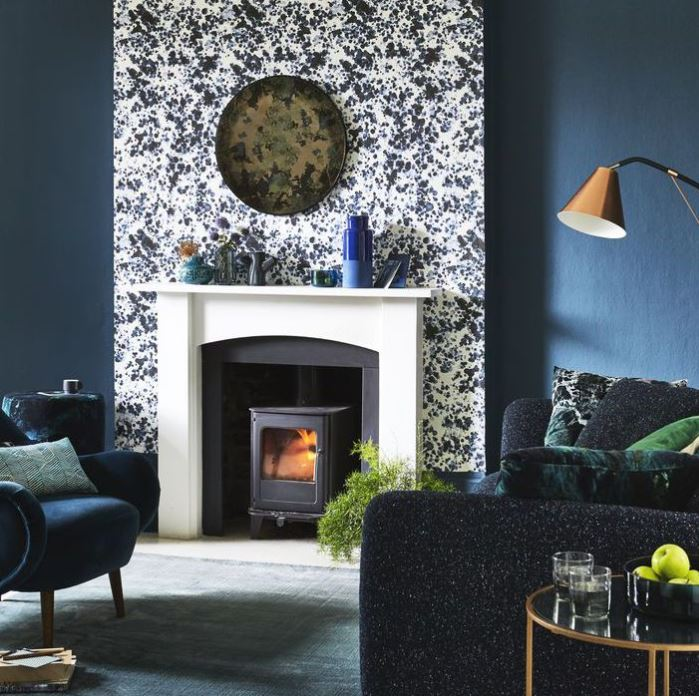 Navy blue is the world's most relaxing colour, according to G.F. Smith