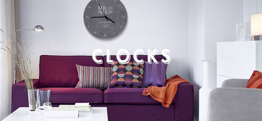 Wall & mantel clocks